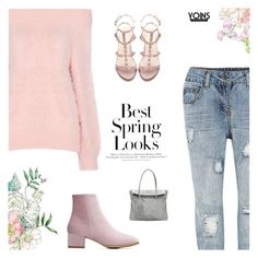 """""""You Came As A Ray Of Light, Made My Life Cheerful & Bright - Yoins IX"""" by paradiselemonade ❤ liked on Polyvore featuring H&M, yoins, yoinscollection and loveyoins"""
