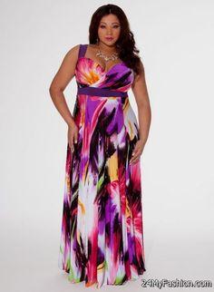 curvalicious clothes :: plus size dresses :: tropical beauty plus