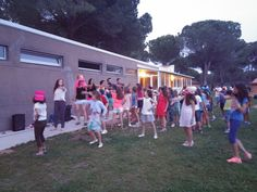 4EP ÚLTIMA NOCHE EN TATANKA CAMP Baile de despedida