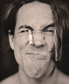ANTHONY Kiedis all seeing Eye