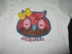 handmade appliques for children clothes