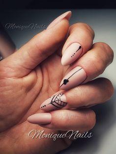 Color For Nails, Gray Nails, Subtle Nail Art, Line Nail Art, Matte Gel, Lines On Nails, Daily Beauty, Mani Pedi, Winter Nails