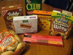 Milk Allergy Mom: Target: Dairy-Free Snacks