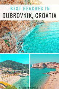 The 15 Best Beaches in Dubrovnik, Croatia - The Mindful Mermaid