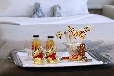 Hôtels de luxe et Resorts: Leading Hotels of the World Dessert Presentation, Design Suites, Barcelona Hotels, Luxury Escapes, Holiday Hotel, Luxury Food, Leading Hotels, Spain Holidays