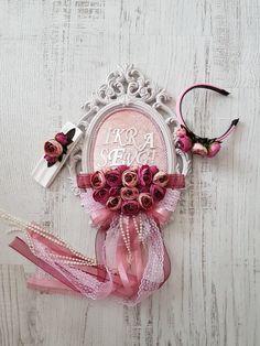 #kapısüsü #polyesterçerçeve #kızbebek #babygirl #hediyelikeşya