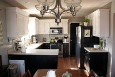 Sweet Something Designs: Kitchen Facelift Reveal