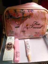 TOO FACED 3 PIECE LOT (FREE SHIPPING) $22.00