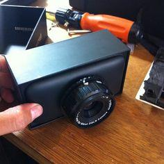 DIY camera #lomo #holga #film #analogue http://www.flickr.com/photos/bluetypo/8096809423/