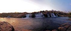 Cachoeira das Sete Quedas, Chapada dos Veadeiros