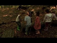 Mother Nature's Child trailer HD, a must-watch for anyone concerned about getting kids to interact with nature
