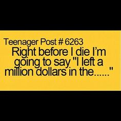 The peeps will be looking for the money forever... teehee :)