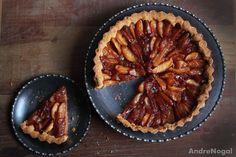 Torta de maçã caramelizada - Andre Nogal
