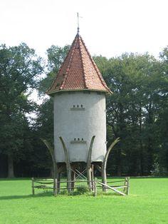 Huis Doorn: Duiventil in Doorn, Netherlands