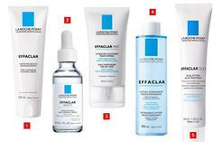 We reviewed the La Roche–Posay Effaclar line - and it passed our test. If you have blemished, sensitive, or hard-to-please skin - take notes!