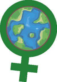 Feminism + Ecology = ecofeminism