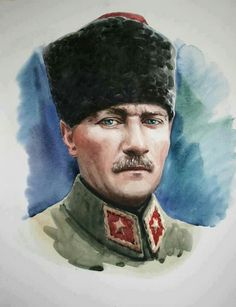 personal celebration and personal celebration planning Gazi Mustafa Diner Party, Republic Of Turkey, Turkish Army, Turkish Lira, The Legend Of Heroes, Oil Painting Pictures, Religion, Ottoman Empire, Portraits