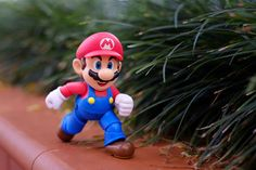 Will Super Mario ever be an Olympic sport?