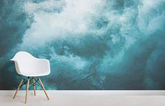 Invite a bold splash of life into your interior with our Andaman Photographic Ocean Wall Mural. Bedroom Murals, Bedroom Wall, Bedroom Sets, Cool Wallpapers Designs, Vintage Wallpapers, Ocean Mural, Ocean Bedroom, Waves Wallpaper, Wallpaper Murals