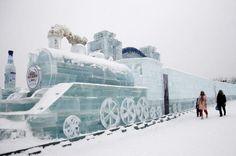 Harbin Ice Festival, China