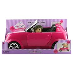 Friends Boutique Doll Car, Pink:Amazon:Toys & Games