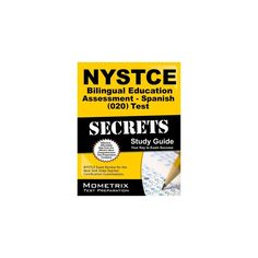 Nystce Bilingual Education Assessment - (Study Guide) (Paperback)