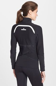 adidas by Stella McCartney 'The Midlayer' Front Zip Jacket | Nordstrom