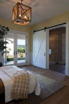 Cozy Rustic Farmhouse Bedroom Decor Ideas