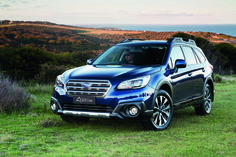 Australia's Best Cars 2015/2016 Awards. Winner - Best AWD SUV under $50,000 - Subaru Outback 2.5i Premium  RoyalAuto March, 2016.