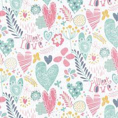 Sweet Love Art Print by demi goutte
