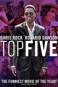 Pulsing with the rhythm of his greatest stand-up, Chris Rock's TOP FIVE takes…