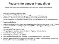 gender inequality in the workplace sexism  short essay about gender equality