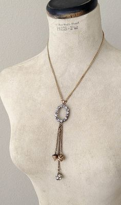Charming Victorian Drop Necklace - SOLD OUT – Cupids Charm
