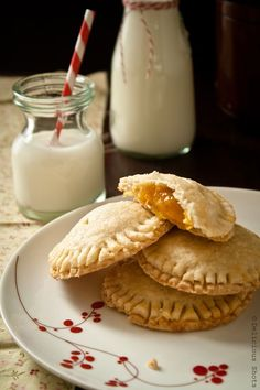 Mango Mini Pies - making these tonight - or something close to these!
