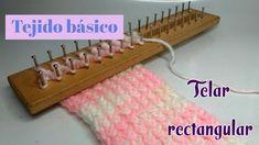 Loom Flowers, Fabric Flowers, Crochet Flower Patterns, Crochet Flowers, Loom Knitting, Knitting Patterns, Russian Crochet, Bead Crochet, Crochet Stitches