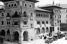 VITORIA+INSOLITA,+fotos+antiguas+de+Vitoria-Gasteiz:+Edificio+de+Correos