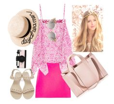 """""""Princess"""" by psicomayte30 ❤ liked on Polyvore featuring Versace, Etro, Givenchy, Corto Moltedo, Kate Spade and Eugenia Kim"""