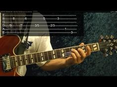 EASY! CCR - FORTUNATE SON - How to Play - Free Online Guitar Lessons With Tabs - YouTube