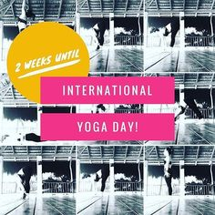 REPOST: @the_yoga_loft_cabarete GET READY!! June 21st marks the Summer Solstice and International Yoga Day! To celebrate the ladies of @the_yoga_loft_cabarete will be leading 108 Sun Salutations starting at 6:00 am in our beautiful yoga loft studio. Everyone is welcome!   Why 108? This number has many symbolic and important meanings in disciplines ranging from mathematics spiritual practices and of course yoga.   We practice 108 sun salutations on the summer solstice to celebrate and honor… 108 Sun Salutations, Surya Namaskar, International Yoga Day, Loft Studio, Legs For Days, Beautiful Yoga, Spiritual Practices, Summer Solstice, Yoga Retreat