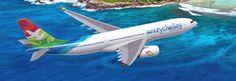 Air Seychelles Airbus A330-200