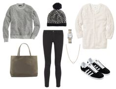 camp comfort // this week: a look for holiday errands