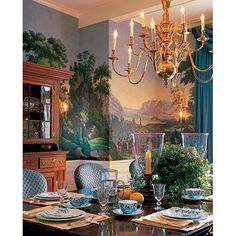Zuber & Cie Wallpaper