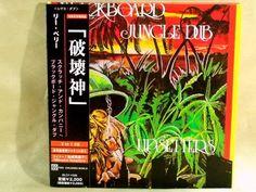 CD/Japan- LEE PERRY&UPSETTERS Blackboard + Scratch & Co. w/OBI MINI-LP RARE OOP #DubReggae