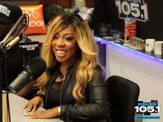 Interview With K. Michelle At The Breakfast Club Power 105.1 [Part 1] | G.o.T.h.A.z.E.- The South's #1 Hip Hop Urban Media Source