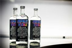 """Premium vodka brand Absolut said on November 14 that it would unveil the """"Andy Warhol Edition"""" sporting Andy Worhol painting printed on the bottle."""