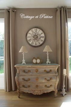 Magnifique commode bordelaise restaurée par Cottage et Patine