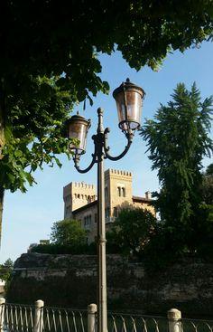 Treviso lungo il fiume Sile