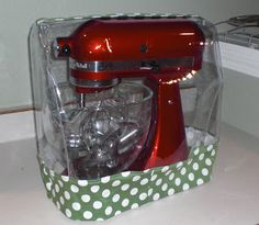 Kitchen-Aid mixer cover