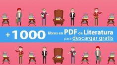 +1000 libros en PDF de dominio público de Literatura - Oye Juanjo!
