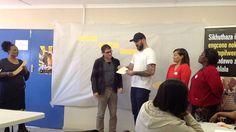 Design storming Workshop, August 2013 - Ikamva Labantu Enkululekweni Wellness Centre, Khayelitsha, Cape Town, South Africa